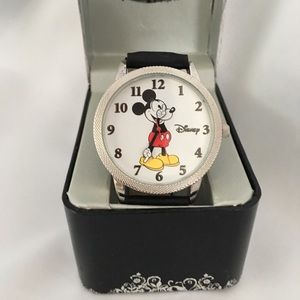 Disney Large Face Mickey Mouse Watch